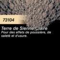 Pigment Terre de Sienne Claire