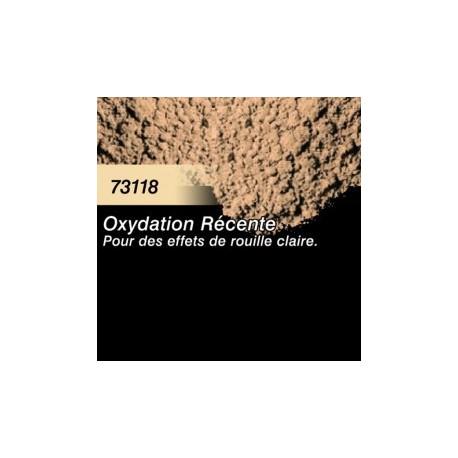 Pigment Oxydation Récente