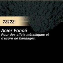 Pigment Acier Foncé