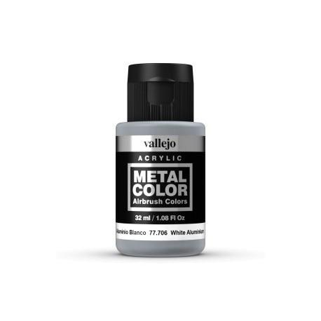 MC Aluminium blanc