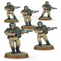 Cadians (5 figurines)