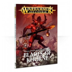 Battletome: Blades of Khorne (FR)