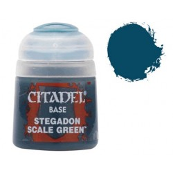 STEGADON SCALE GREEN