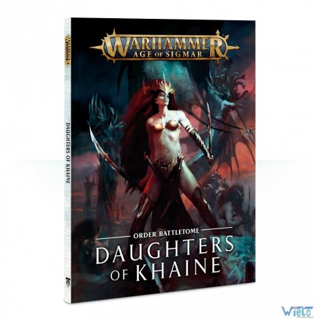 Battletome: Daughters of Khaine (FR)