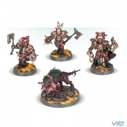 Easy To Build: Khorne Bloodbound Magore's