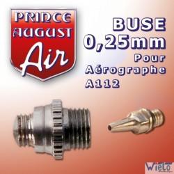 Buse 0,25 pour Aérographe A112