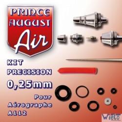 Kit de précision 0,25 pour Aérographe A112