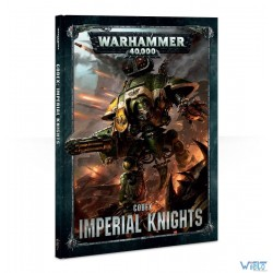 Codex: Imperial Knights (FR) (exp. 15/06/2018)