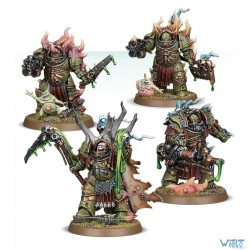 Easy to Build Lord Felthius & Tainted Cohort