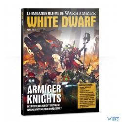 WHITE DWARF AVRIL 2018 (FRA)