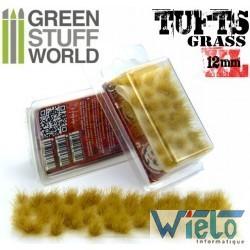 GSW- Touffes d'herbe XL - 12mm - Auto-Adhésif - BEIGE