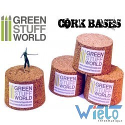 GSW- Sculpting Cork