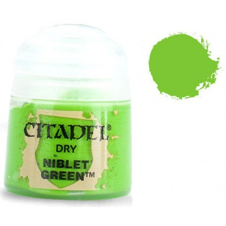 DRY - NIBLET GREEN