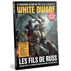 WHITE DWARF SEPTEMBRE 2018 (FRA)
