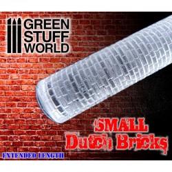 GSW- Rouleau Small Duch Bricks 1660