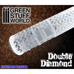 GSW- Rouleau Double Diamond 1164