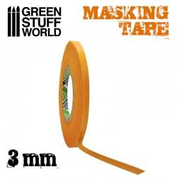 GreenStuffWorld - Ruban de masquage 3 mm