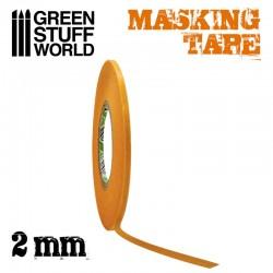 GreenStuffWorld - Ruban de masquage 6 mm