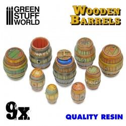 GreenStuffWorld -  Set Peinture - Essentiel