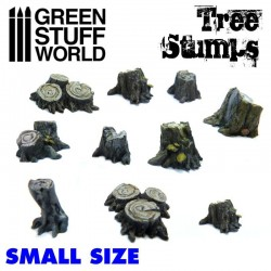GreenStuffWorld - Souches d'arbres