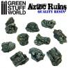GreenStuffWorld - Ruines Aztèques