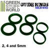 GreenStuffWorld - Anneaux Guide en Silicone