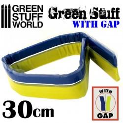 GreenStuffWorld - Résine Verte en bande 15 cm AVEC ESPACE