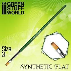 GreenStuffWorld - SILVER SERIES Set de Pinceaux Kolinsky