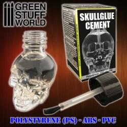 GreenStuffWorld - SkullGlue Cement pour plastiques