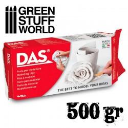 GreenStuffWorld - Pâte à modeler DAS Terracota - 500gr.