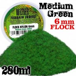 GreenStuffWorld - Herbe Statique 6 mm - Jeune Sec - 280ml