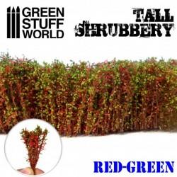 GreenStuffWorld - Grands Arbustes - Jeune Vert