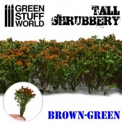 GreenStuffWorld - Grands Arbustes - Rouge Vert