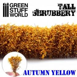 GreenStuffWorld - Grands Arbustes - Bleu Vert