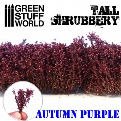 GreenStuffWorld - Grands Arbustes - Jaune Automnal