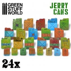 GreenStuffWorld - Sable Fin pour Modélisme 180ml - Gris