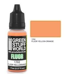 GreenStuffWorld - Fluor YELLOW