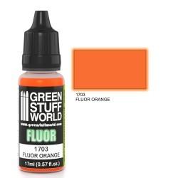 GreenStuffWorld - Fluor YELLOW/ORANGE