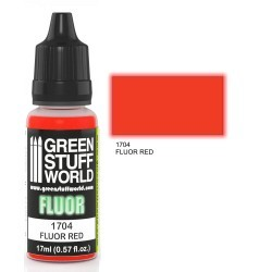 GreenStuffWorld - Fluor ORANGE