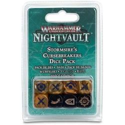 Warhammer Underworlds NightVault - Stormsire's Cursebreakers Dice Pack