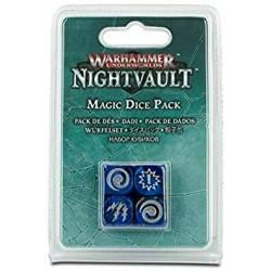 Warhammer Underworlds Nightvault : Magic Dice pack