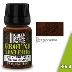 Textures - 30 ml RED OXIDE RUST
