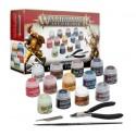 Warhammer Age of Sigmar: Set Peintures + Outils