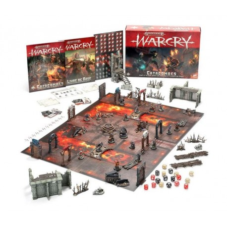 Warcry: Set de Débutant