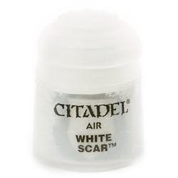 WHITE SCAR