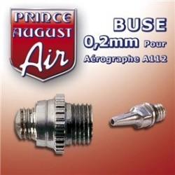 Buse 0,2 pour Aérographe A112