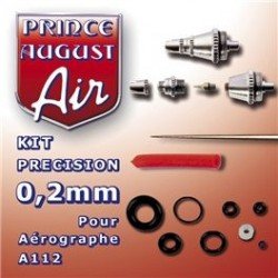 Kit de précision 0,2 pour Aérographe A112