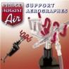 Support pour Aerographe