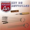 Kit de nettoyage pour Aerographe