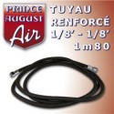 Tuyeau Renforcé 1/8' - 1/8' 1m80